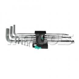 ชุดประแจหกเหลี่ยม 022102 (022180)