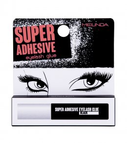 Super Adhesive Eyelashes Glue (กาวดำ)