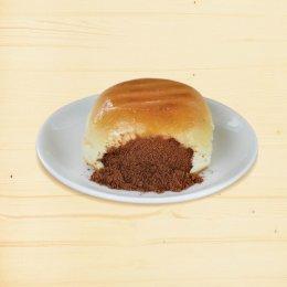 ขนมปังปิ้ง ไส้ช็อคโกแลตภูเขาไฟ