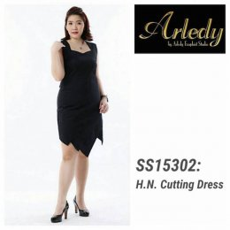 H.N. Cutting Dress