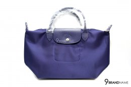 Longchamp Crossbody Blue New Size 30