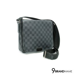 Louis Vuitton District PM Damier Graphite Canvas