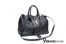 YSL Mini Cabas Chyc Black