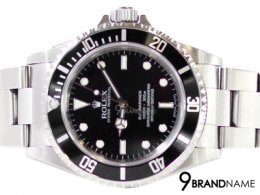 Rolex Submariner  no date Steel ข้างรู Man Size