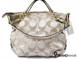 Coach Shoulder Bad Brown glod