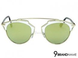Christian Dior Sunglasses So Real Steel Silver -  Authentic แว่นตา กันแดด คริสเตียน ดิออร์ รุ่น โซเรียล เลนส์ปรอทเหลืองทอง สีนิยม ใส่แล้วสวย หรู ดูดี ทุกคนคะ น้ำหนักเบาใช้งานสะดวกคะ
