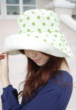Polka Dotti Green (Signature ATP Hat)