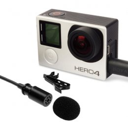 BOYA Lavalier micrphone for GoPro BY-LM20