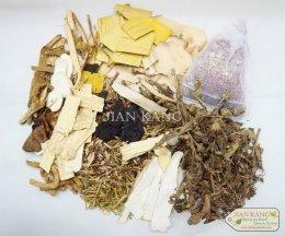 ยาต้มสมุนไพรจีน ยาจีนสำหรับรักษาฝีคัณฑสูตร