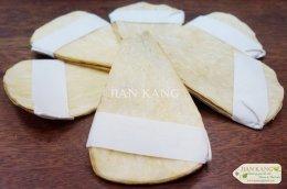 ตังกุยแผ่น หรือ โกฐเชียง (Dang Gui or Dong Quai Chinese Angelica Root)