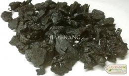 เส็กตี่อึ้ง หรือ สูตี้หวง (Processed Chinese Foxglove Root or Rehmannia Root)