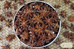 โป๊ยกั๊ก หรือ จันทน์แปดกลีบ (Chinese Star Anise)