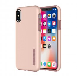 Incipio DualPro for iPhone X - Rose Gold