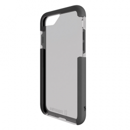 BodyGuardz Ace Pro Case with Unequal Technology for iPhone 7 Plus / 8 Plus - Smoke/Black