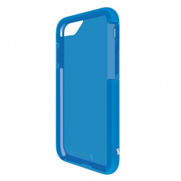 BodyGuardz Ace Pro Case with Unequal Technology for iPhone 7 Plus - Blue/White