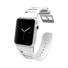 Case-Mate 42mm Apple Watchband - Vented - White