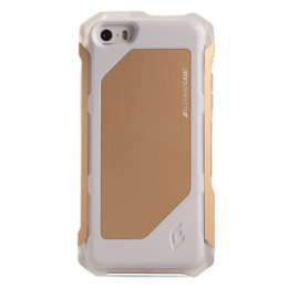 Element Case Rogue Au for iPhone 5/5s - White/Gold