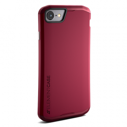 Element Case AURA for iPhone 7 / 8 - Deep Red