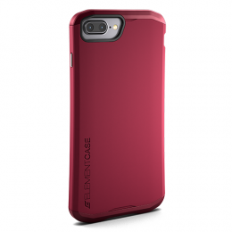 Element Case AURA for iPhone 7 Plus / 8 Plus - Deep Red