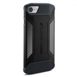 Element Case CFX for iPhone 7 / 8 - Black