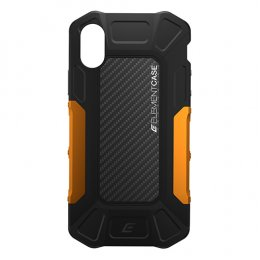 Element Case Formula for iPhone X - Black/Orange