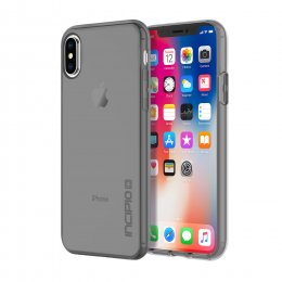 Incipio NGP Pure for iPhone X- Smoke