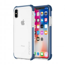 Incipio Reprieve Sport for iPhone X - Blue/Clear
