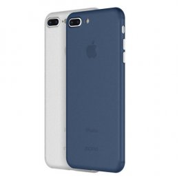 Incipio Feather Light (2 Pack) for iPhone 7 Plus / 8 Plus -Frost/Navy