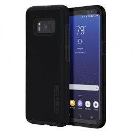 Incipio DualPro for Samsung  S8 - Iridescent Black/Black