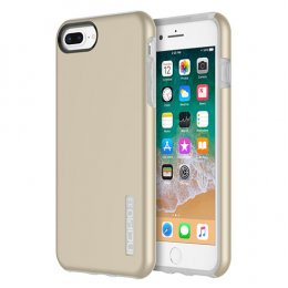 Incipio DualPro for iPhone 6/6s Plus / 7 Plus / iPhone 8 Plus  -  Iridescent Champagne