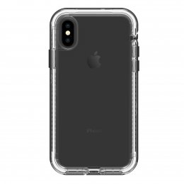 LifeProof Next Series for iPhone X -  Black Crystal