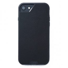 Mous Limitless 2.0 Case - Black Leather - i8/7