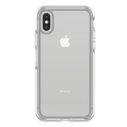 OtterBox Symmetry Clear for iPhone X - Clear
