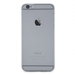 Power Support Air Jacket For iPhone 6 Plus/6s Plus (With film) - Clear Matte