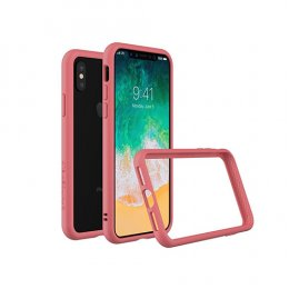 Rhinoshield CrashGuard for iPhone X - Coral Pink