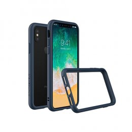 Rhinoshield CrashGuard for iPhone X - Drak Blue