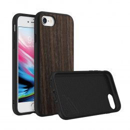 Rhinoshield SolidSuit for iPhone 7/8 - Black Oak