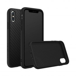Rhinoshield SolidSuit for iPhone X - Carbon Fiber