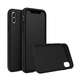 Rhinoshield SolidSuit for iPhone X - Classic Black