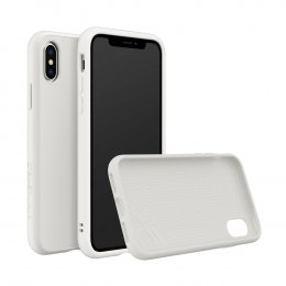 Rhinoshield SolidSuit for iPhone X - Classic White