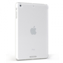 Tunewear EGGSHELL fit with Smartcover for iPad Mini Retina Display – Clear