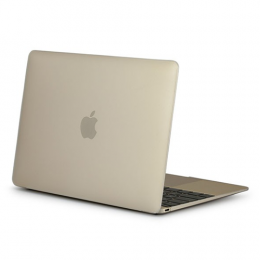 "Tunewear EGGSHELL frosted case for Macbook 12"" - clear"