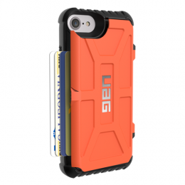 UAG Trooper Case for iPhone 6S / 7 / 8 - Rust