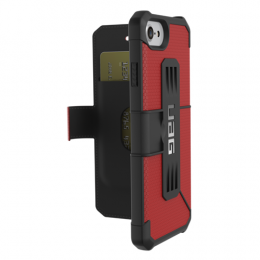 UAG Metropolis Case for iPhone 6S / 7 / 8 - Magma