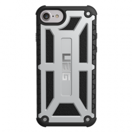 UAG Monarch Case for iPhone 6S / 7 / 8 - Platinum (Silver)