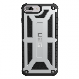 UAG Monarch Case for  iPhone 6SP / 7P / 8P - Platinum (Silver)