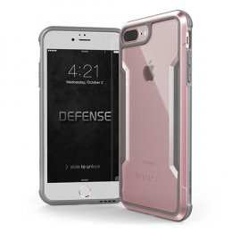X-Doria Defense Shield for iPhone7 Plus / 8 Plus - Rose Gold