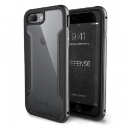 X-Doria Defense Shield for iPhone 7 - Space Grey