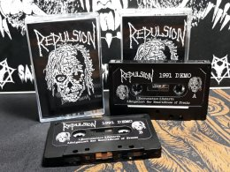 REPULSION'1991 DEMO'Tape.(Bootleg)