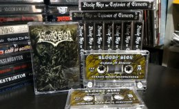 BLOODY SIGN'Explosion Of Elements' Tape.